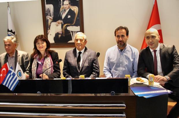 Yunanistan İzmir Başkonsolosu Argyro Papoulıa'dan Söke ziyareti