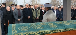 Ordu Valisi Yavuz'un kayınpederi memleketi Günyüzü'nde defnedildi
