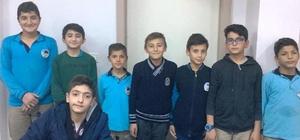 Günyüzü'nde Genç Bilal'ler Ezan Okuma Yarışması