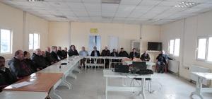 VASKİ'de 'İş Sağlığı ve Güvenliği' semineri