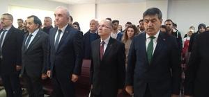 Prof. Dr. Şefik Halit Akmansü, Daday ilçesini ziyaret etti