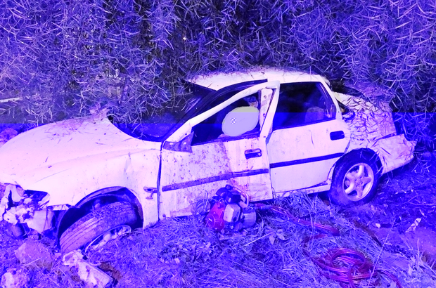 Muğla'da trafik kazası: 2 ölü