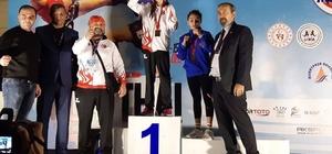 Olurlu Elvin Avrupa Şampiyonu