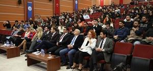 PAÜ'de 'İnsan Hakları: Güncel Sorunlar' konferansı