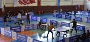 Gençlik Spor'dan masatenisi turnuvası