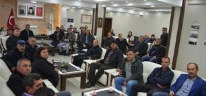Beylikova'da vatandaşların ev heyecanı