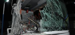 Afyonkarahisar'da meydana gelen otobüs kazasında yaralananların kimlikleri belli oldu
