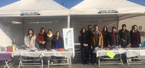 Kent Konseyi Gençlik Meclisi, ihtiyaç sahibi öğrenciler için kermes düzenledi