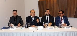 Yalova'da OSB'lerin talepleri masaya yatırıldı