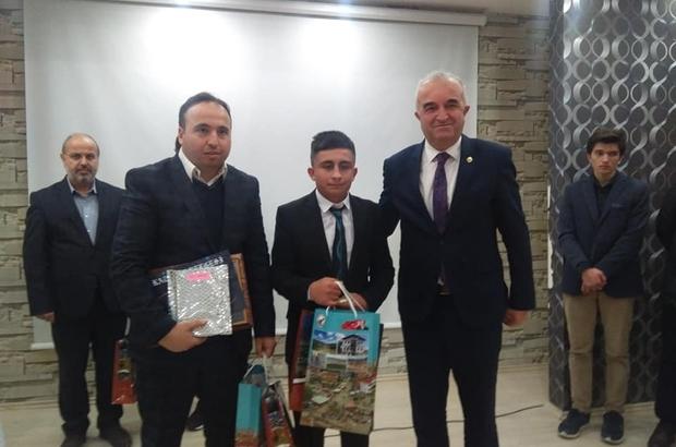 Kastamonu'da Kur'an-ı Kerim'i güzel okuma yarışması düzenlendi