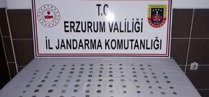 Erzurum'da tarihi eser kaçakçılığı: 10 gözaltı Bizans dönemine ait 101 adet gümüş sikke ele geçirildi