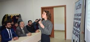 Horasan'da 'Çocuk İstismarına Yönelik Farkındalık' konferansı düzenlendi