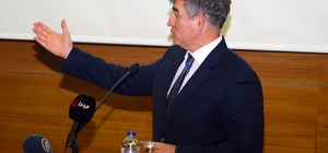 """""""Milli Mücadelenin 100. Yılı: Kastamonu ve İstiklal Yolu"""" paneli Türkiye Barolar Birliği Başkanı Av. Metin Feyzioğlu: """"İnebolu olmasaydı, Kastamonu olmasaydı, milli mücadele olmazdı"""""""