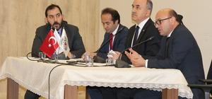 Vali Erol Altınova'yı ziyaret etti