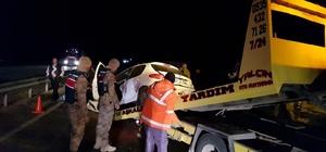 Erzurum'da zincirleme trafik kazası: 1'i ağır 4 yaralı