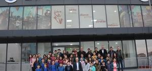 Lapseki'de Çocuk Meclisi toplandı