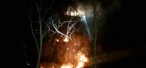 """Orman yangınları korkuttu Yetkililer uyardı, """"Bahçe temizliği sonrasında ateş yakmayın"""""""