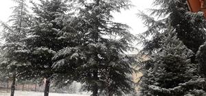 Adana yağmura, kuzey ilçeleri kara teslim oldu Tufanbeyli, Saimbeyli ve Feke ilçelerinde kar yağışı etkili oluyor