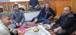 Köy odaları geleneği yaşatılıyor