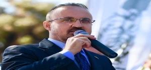 Bülent Turan, Mehmet Akif Ersoy'u vefat yıl dönümünde andı