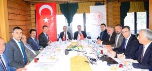 Vali Mustafa Masatlı Başkanlığında SERKA'dan Ardahan'ın  6 projesi onaylandı