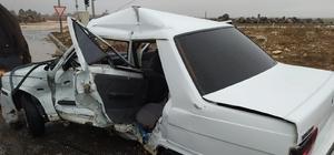 Şanlıurfa'da meydana gelen kazalarda 9 kişi yaralandı
