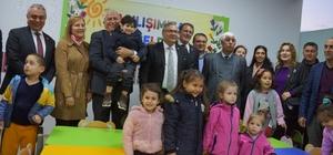 Efeler Belediyesi kentteki ilk Gündüz Bakımevi'ni açtı