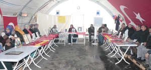 HDP önündeki ailelerin evlat nöbeti 116'ncı gününde