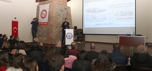 Sultanhisar MYO'da 'Girişimcilik ve İnovasyon Konferansı' gerçekleşti