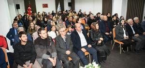 Lapseki'de Mehmet Akif Ersoy anıldı