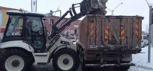 Çaldıran Belediyesi kışın olumsuz yaşanmaması için kriz masası kurdu