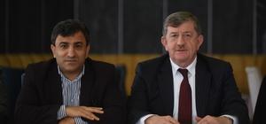 AK Parti Ortahisar İlçe toplantısı yapıldı