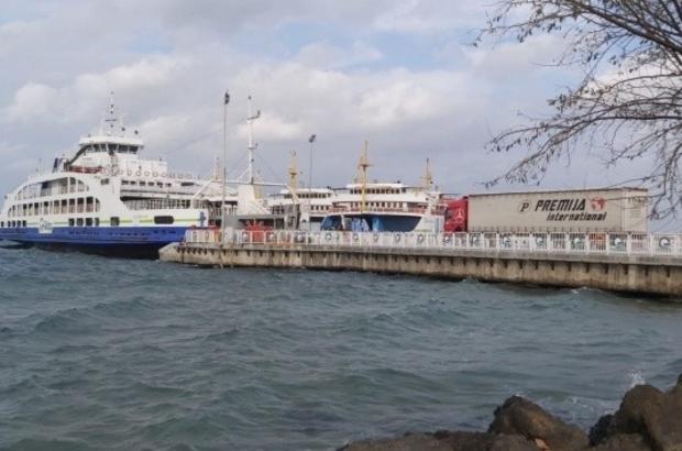 Çanakkale'de ada seferleri iptal edildi