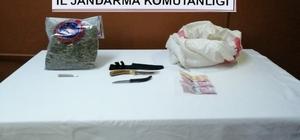 İvrindi'de uyuşturucu operasyonu
