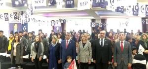 Muhafazakar Yükseliş Partisi'nde kongre heyecanı