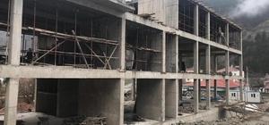 Dikmen Entegre Sağlık Merkezi inşaatı devam ediyor