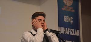 Hafızlık ve ezanı güzel okuma yarışması Demirci'de yapıldı