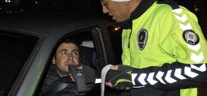 Afyonkarahisar'da yılbaşı gecesi huzur ve güven uygulaması