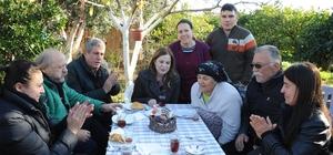 Balçova'nın yeni yıl geleneği huzur veriyor