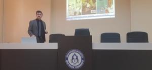 ADÜ'de 'Gençlerimizin İnovasyon ve Girişimciliğe İlk Adımları' etkinliği düzenlendi