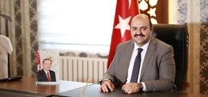 """Başkan Orhan; """"Yeni yılda da hizmet çıtasını yükselteceğiz"""" Büyük Türkiye huzurlu dünyanın teminatı olacaktır"""