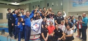 Söke Yüzme Gençlik ve Spor Kulübü Takımı il ikincisi oldu