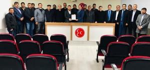 Nurdağı ve Karkamış MHP yönetiminde yeni dönem