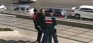 Aranan iki zanlı tutuklandı