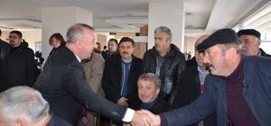"""Başkan Aydın, """"Uzman Erbaş eğitim alayı Kastamonu'dan gitti"""""""