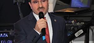 AK Parti'li Kırkpınar, Erzurumlu hemşehrileriyle buluştu Erzurumlulardan Vekil Kırkpınar'a tam destek
