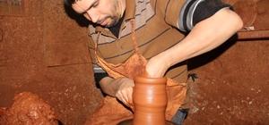 Seramikçiler altın yılını yaşıyor Dünyaca ünlü seramikleri Türkiye genelinin yanı sıra yurt dışına da ihraç ediliyor
