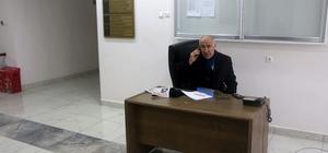 İlk nöbet Başkan Karadağ'ın
