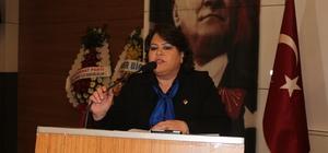 CHP Karesi'de kongre heyecanı Dilek Yalçın ile bir dönem daha