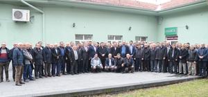 Kayseri Şeker'de kampanya tebrik ziyaretleri devam ediyor